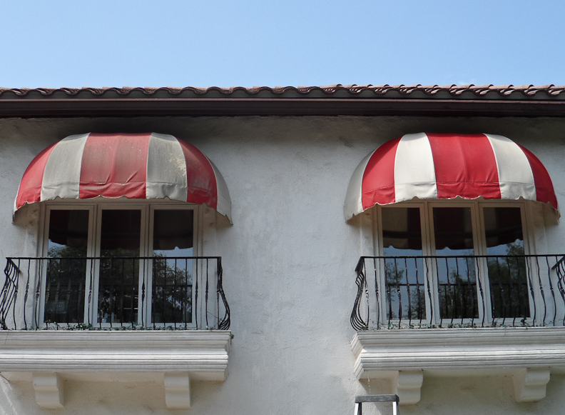 Residential Awnings: Before and After